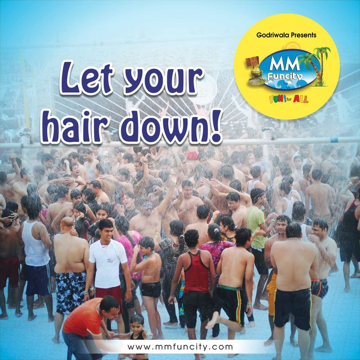 Let your hair down and enjoy the sights and wonderful sounds of a foot tapping rain dance DJ beat after soaking yourself in water slides @ MM Fun City.  #MMFunCity #Chhattisgarh #WaterPark #Rides #Fun #Masti #Thrill #WaterPool