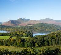 Lake District National Park for active self catering holidays