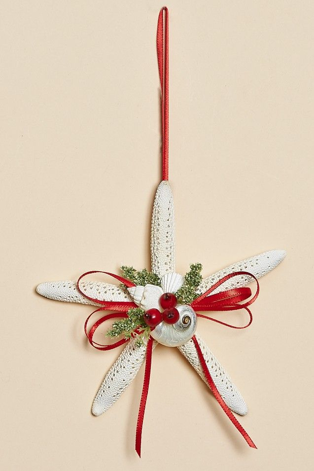 154 Best Sea Shell Ornaments Images On Pinterest