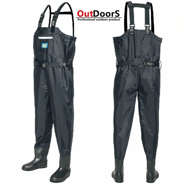 130.00$  Buy now - http://alioz9.worldwells.pw/go.php?t=32689909278 - Shipping Free  felt button waders botas de pesca magnum boots fish waders respirant tenis para pescaria cuissardes peche wathose