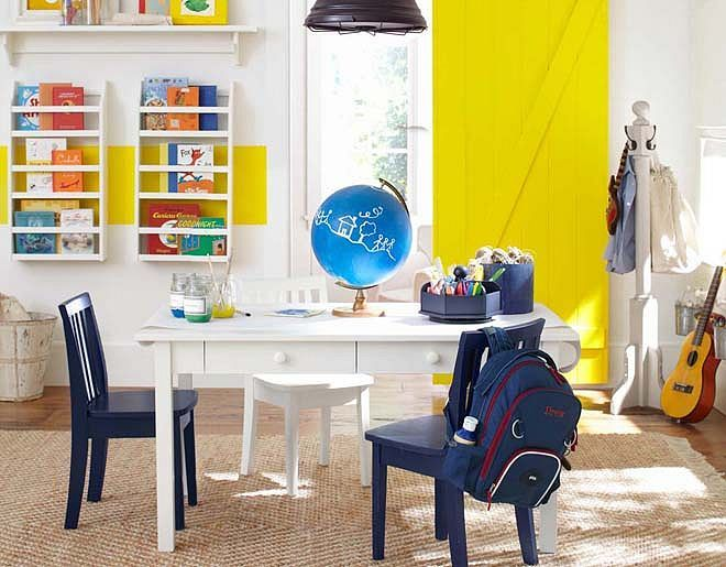 I love the Pottery Barn Kids Carolina Playroom on potterybarnkids.com