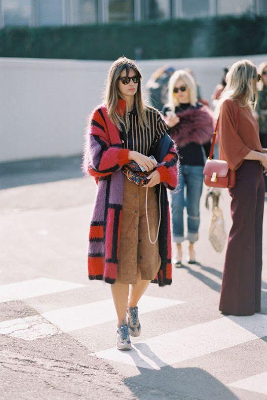 Ванесса Джекман: Парижская Неделя моды СС 2016 .... Клара