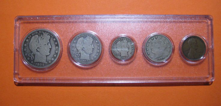 #New post #1909 US Coin Year Set 5 Coins 90% Silver w/ Lincoln Cent  http://i.ebayimg.com/images/g/6IcAAOSwWxNY2X~B/s-l1600.jpg      Item specifics     Composition:   Silver       1909 US Coin Year Set 5 Coins 90% Silver w/ Lincoln Cent  Price : 28.95  Ends on : 4 weeks  View on eBay  Post ID is empty in Rating Form ID 1 https://www.shopnet.one/1909-us-coin-year-set-5-coins-90-silver-w-lincoln-cent-2/