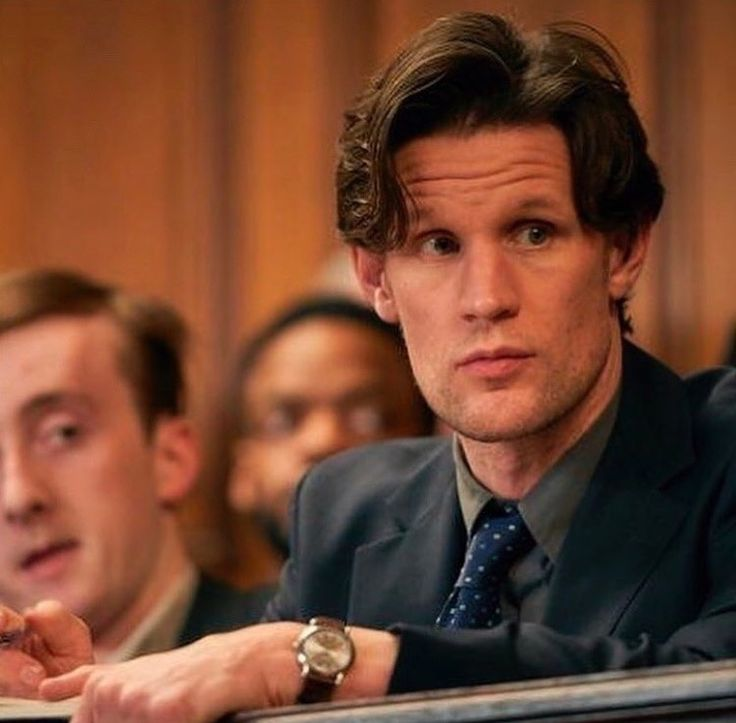 A Doctor a day/Matt Smith in Official Secrets, release