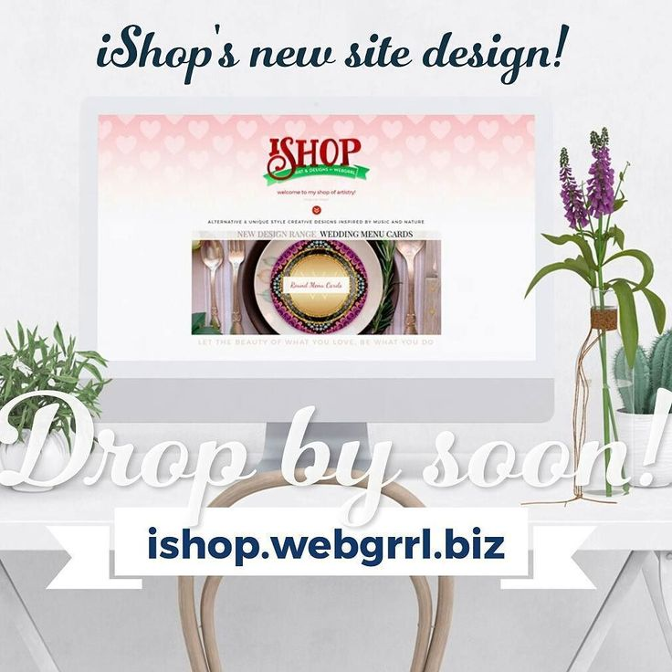 iShop's new site design! / Drop by soon!  After two weeks of redesign work on iShop the new look was pushed live on the other night - come and have a look see how you like it.  . The mobile version is slightly different to the desktop I switched off some parts on the front / landing page - so you don't have to scroll forever..  . I still will be tweaking and adding / moving things around in the days and weeks to come until I am completely happy. So helpful feedback is welcomed  . link at…