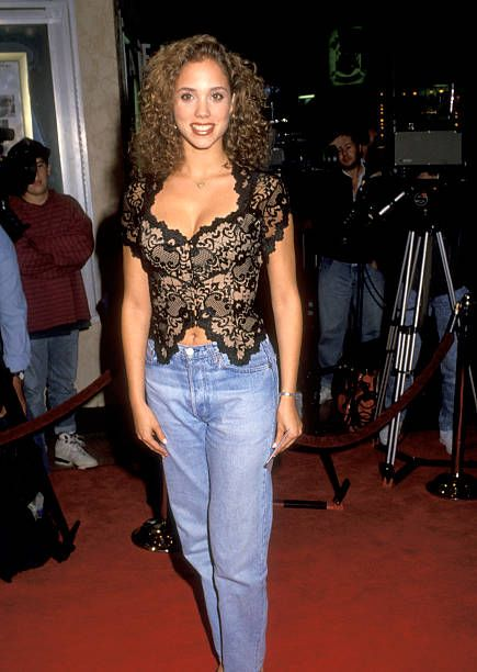 Elizabeth Berkley at the Premiere of 'The Power of One' Mann Bruin Theatre Westwood