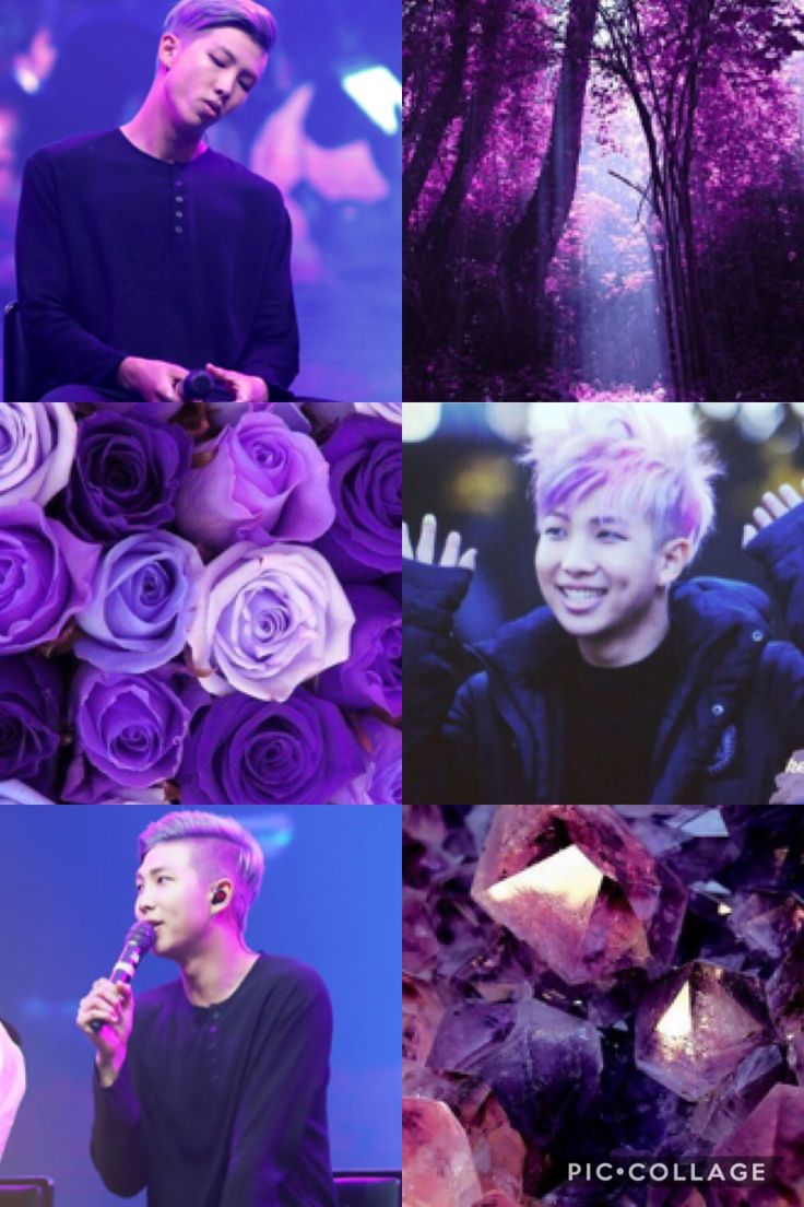 The awesome leader miss his purple hair