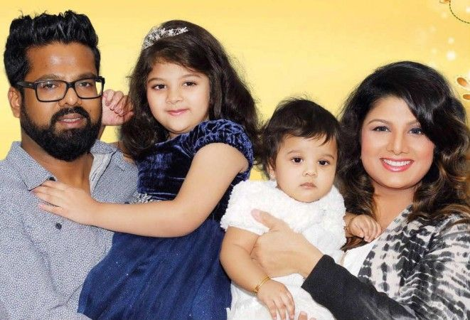 Rambha's divorce issue comes to happy conclusion for both parties
