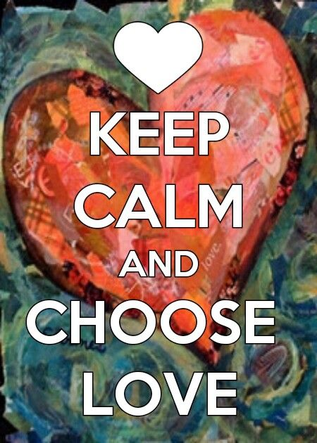 #choose #love #amore #Heart