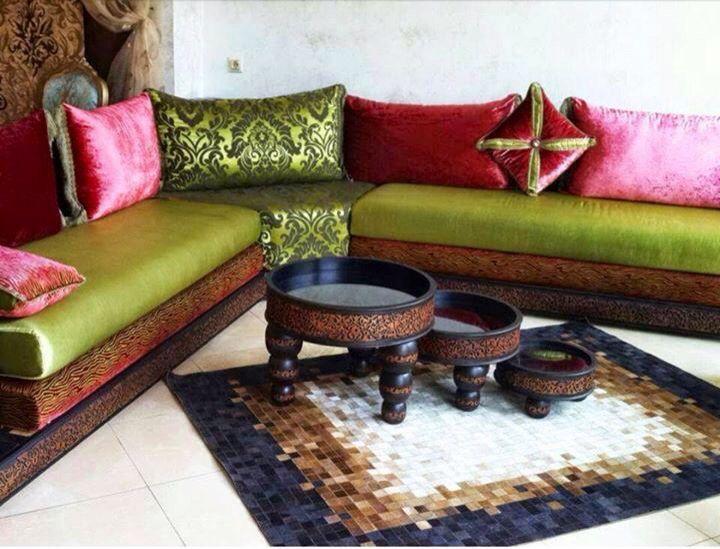 17 Meilleures Id Es Propos De Salon Marocain Richbond