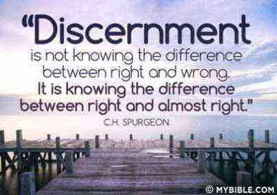1 Corinthians 2:14-16 / 2 Corinthians 11:12-15 / Philippians 1:9-11 / Colossians 2:6-10 / 1 Thessalonians 5:14-22 / Hebrews 5:12-14 / 1 John 4:1-6