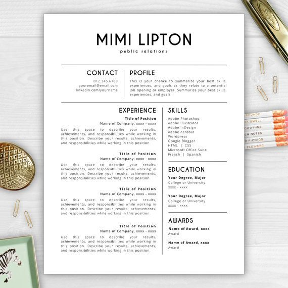 10 best Professional Resume Templates images on Pinterest Cover - my resume com