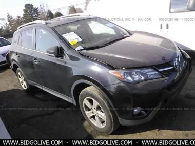 2014 Toyota Rav4 Xle For Sale in IAA Auto Auctions