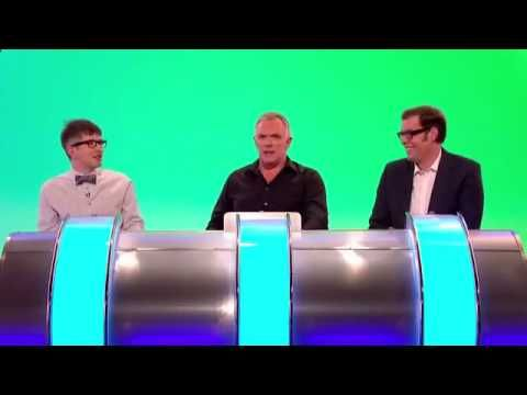 Greg Davies singing Baa Baa Black Sheep with 'sexual joy' at Richard Osman is my favourite thing. Would I Lie To You.