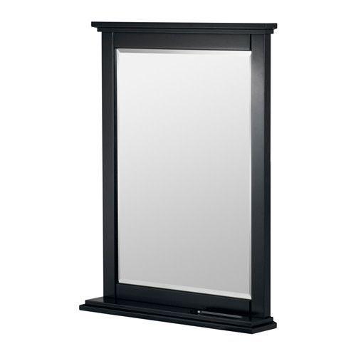 IKEA - SOKNEDAL, Spiegel, , Voorzien van beschermfilm - vermindert het risico op letsel en beschadigingen als het glas zou versplinteren.Kan worden gebruikt in ruimtes met een hoge luchtvochtigheid.