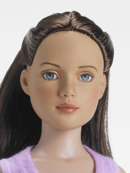 I WILL find this doll to make into Athena from the Disney Tomorrowland film! Ultra Basic Marley Wentworth™ - Brunette | Tonner Doll Company