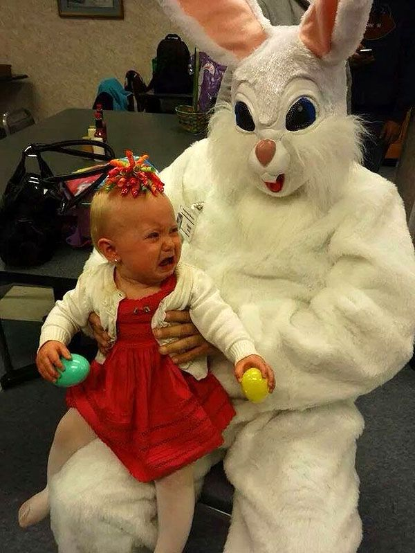 Worst Easter Bunny Costumes Ever | Hint Fashion Magazine