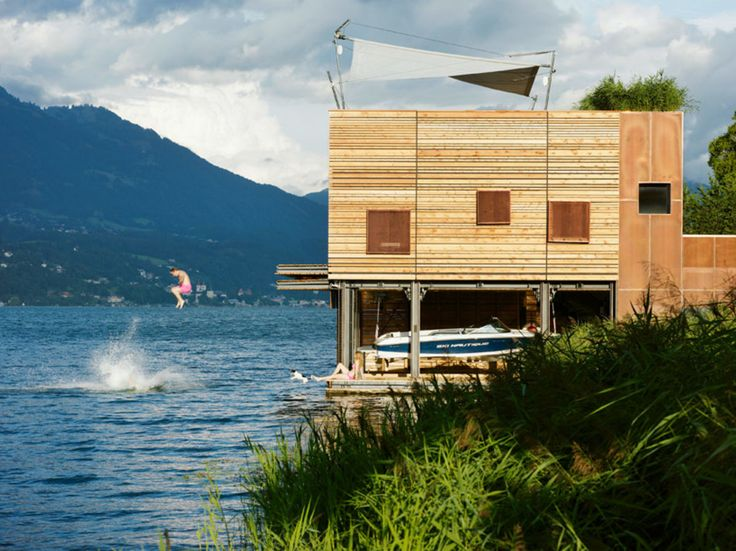 The Ultimate Lake House - Airows