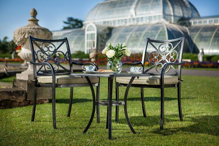 The Garden Shop › Aluminium Garden Furniture › Hartman Kew Square ...