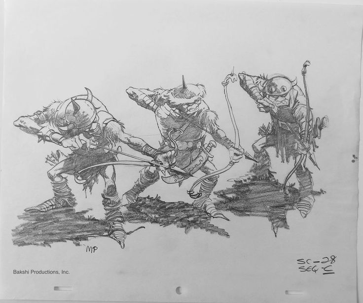 Lord Of The Rings Nazgul Concept Art By Mike Ploog: 17 Best Images About Mike Ploog Art On Pinterest