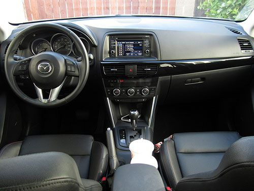 2014 Mazda CX-5 review