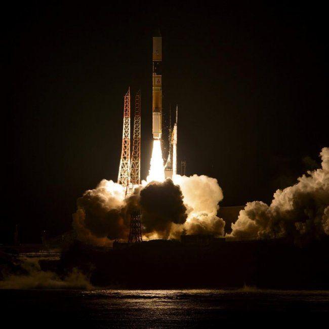 Misterio y Ciencia Hoy: Japón lanza con éxito satélite de predicción meteo...