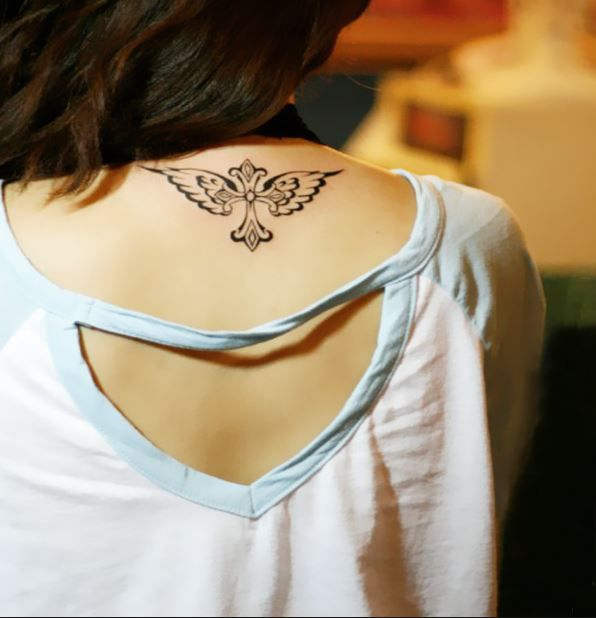 50 Best Neck Tattoo Ideas For Girls 2015: 25+ Best Ideas About Neck Tattoos On Pinterest