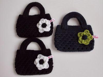 Tasjes voor kleine meisjes