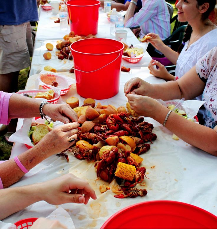 There are basically only two seasons in Louisiana—crawfish season, and the rest of the year. Tables piled high with seasoned crawdads, the first ears of sweet corn, and a few boiled potatoes are th…