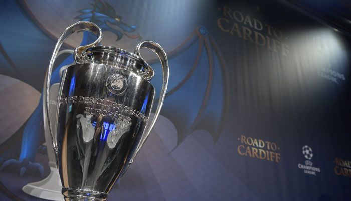UCL Quarter Finals Draw: Live Streaming Schedule Preview Telecast  All you need to know! #FCBayern  UCL Quarter Finals Draw: Live Streaming Schedule Preview Telecast  All you need to know!  New Delhi: UEFA Champions League last 8 draw is upon us and there are some pretty exciting teams who have made their way into the quarter-finals including English champions Leicester City who have continued their fairytale run not in the domestic tournament where they are battling relegation but in…