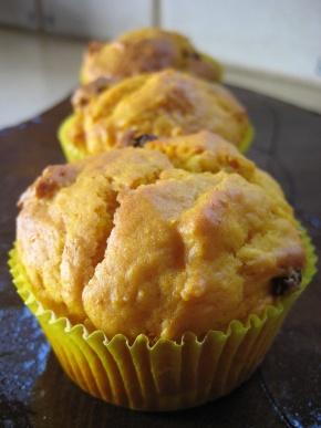 banaan-chocolade muffins suikervrij