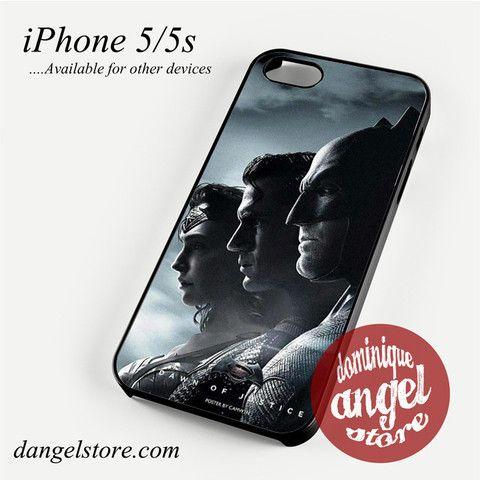 Batman V Superman poster Phone case for iPhone 4/4s/5/5c/5s/6/6 plus