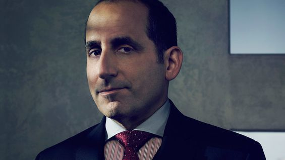Random Roles: Peter Jacobson on Colony, House, and working with remarkably few assholes