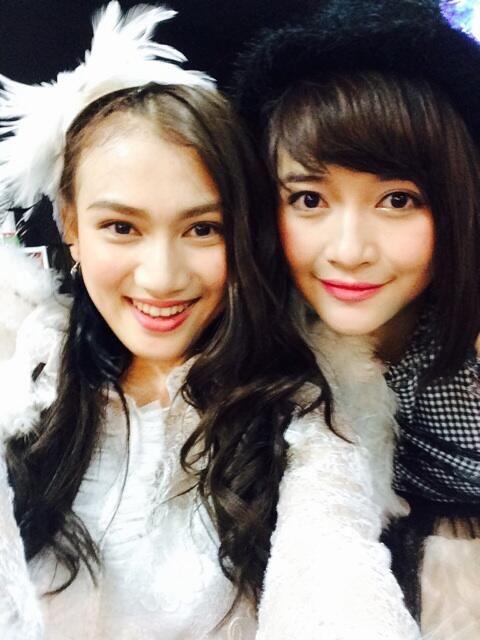 Melody & Kinal JKT48