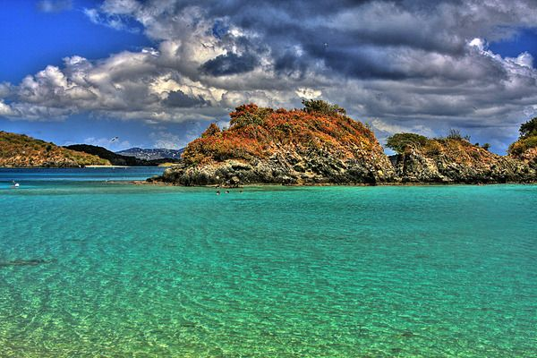 We've already decided this is next on our list- Virgin Islands National Park