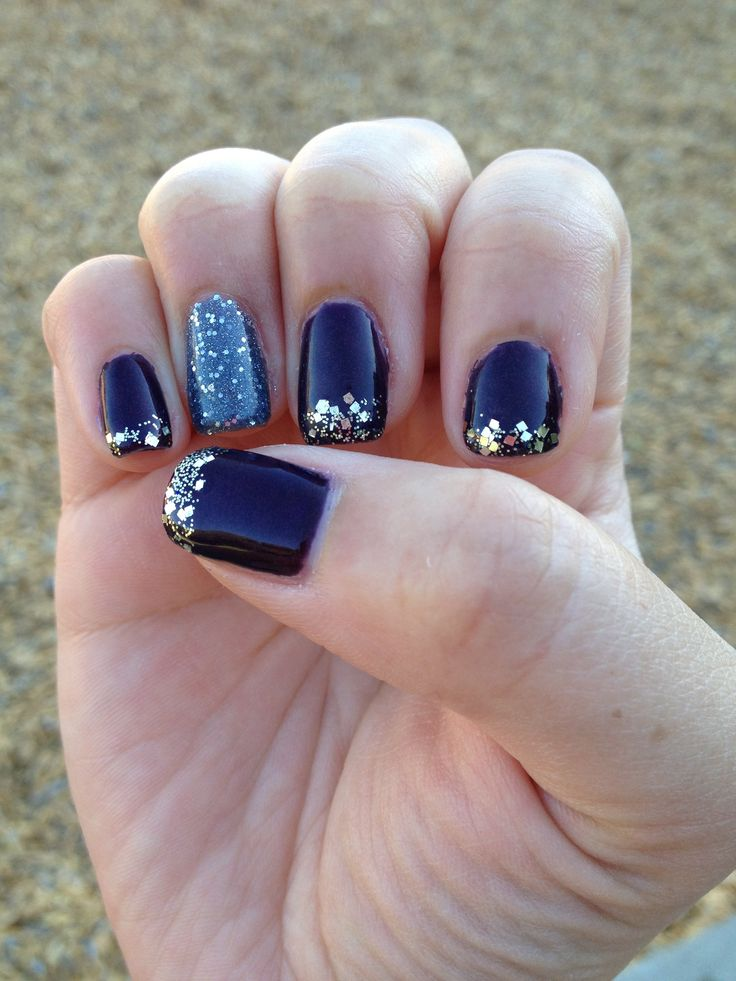 132 Best Simple (But Elegant) Nail Art Tips And Photos