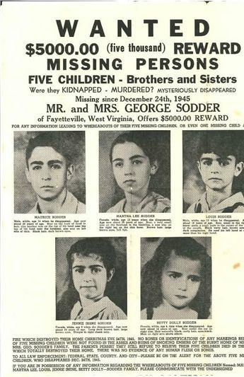 The mystery of what happened to the Sodder children on Christmas Eve is still questioned by amateur sleuths trying to get to the bottom of this tragic story.