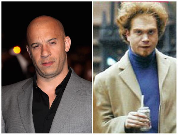 Twin  Famous Twin  Twin Brother  Vin Diesel  Celebrity Twin  VincentVin Diesel And His Twin Brother
