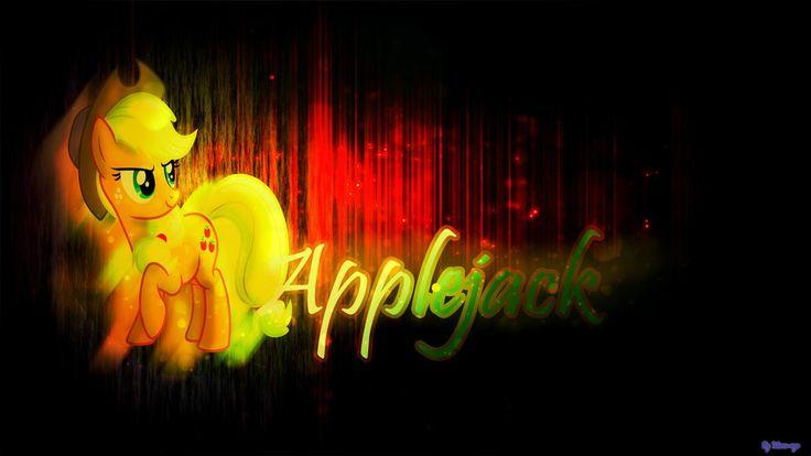 Applejack Wallpaper by Manu-nya.deviantart.com on @DeviantArt