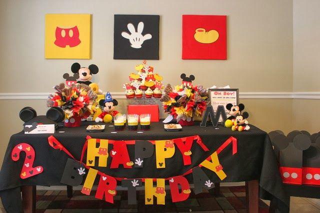 Super Sinceras: Ideias aniversário da Minnie