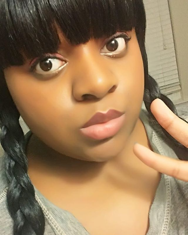 La la la tell me what your secret is My secret is I like to eat Doritos with white rice and black eye peas lolol          #kawaii #かわいい #kawaiigirl #kawaiistyle #kawaiiblogger #kawaiiblackgirl #livingdoll #blogger #beautyblog #makeup #makeuplife #makeupguru #makeupbyme #eyemakeup #makeupartist #bloggergirl #makeupgoals #plussize #plussizeblogger  #lepetitebunbun #mua #selftaughtmua #modeling #plussizemodel #promoter #selfie #selca #amaturemodel #blackulzzang