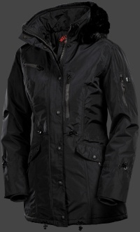 Wellensteyn - Amethyst Parka. Functions : Windproof-Weterproof-Breathable-Taped seams