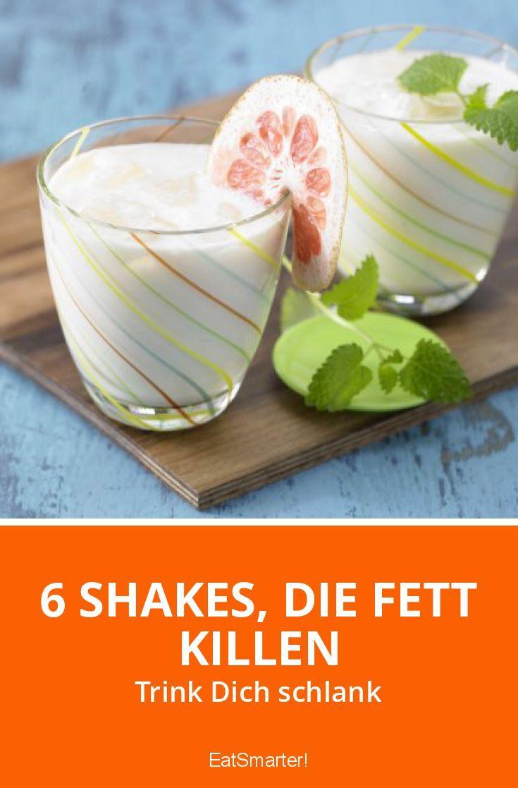 6 Shakes, die Fett killen | eatsmarter.de