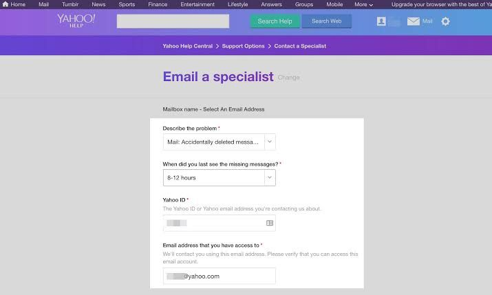 How To Forwarding Yahoo Mail To Another Email Address Best Email Service Yahoo Best Email