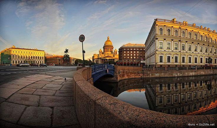33 фото Санкт-Петербурга. Включая довольно редкие фотографии. Vol.3 » Ты увидишь мир. Большие фото