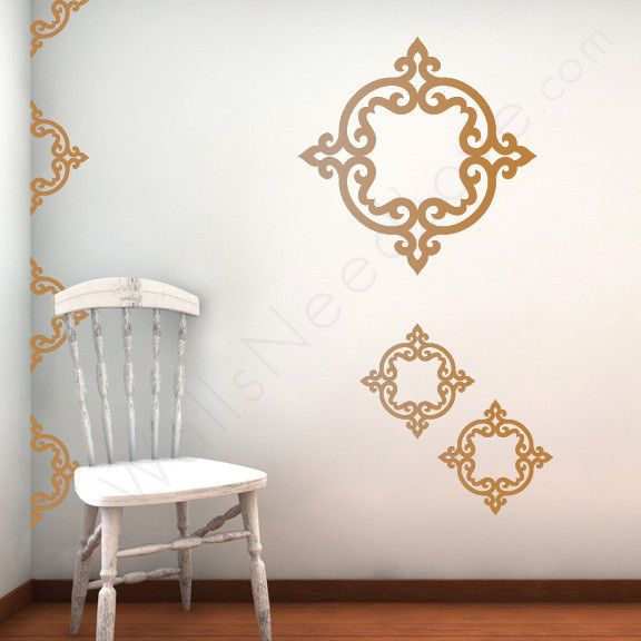 Wall Decals - Classic Victorian