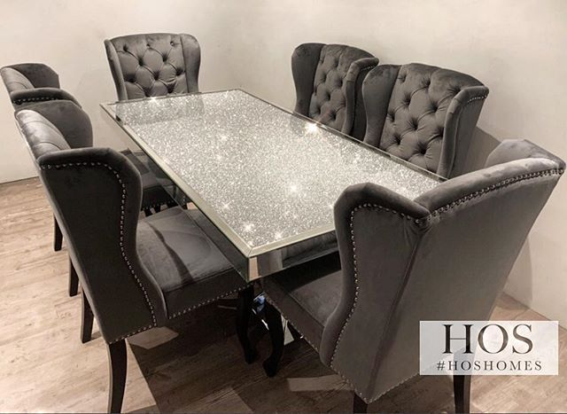 Shop This Look Only At Www Hoshome Com 6 Seater Diamond Crush