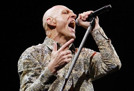 Peter Garrett (Midnight Oil)