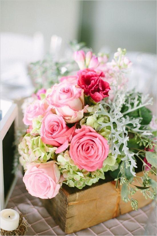1.2.3 Paris - Je le veux ! #mariage #wedding #deco #rose