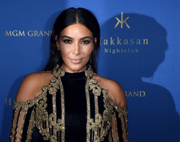 Kim Kardashian Photos - Hakkasan Las Vegas Nightclub Celebrates Third Anniversary with Kim Kardashian West - Zimbio